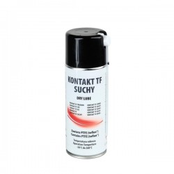KONTAKT SPRAY TF SUCHY 400ml AG PTFE DO SMAROWANIA