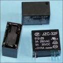 PRZEKAŹNIK JZC / HF 32F 12V ZS 3A Miniaturowy