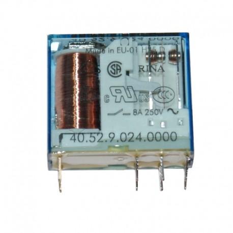 PRZEKAŹNIK FINDER F 40.52.9.024 8A 24V DC 2P / RM94