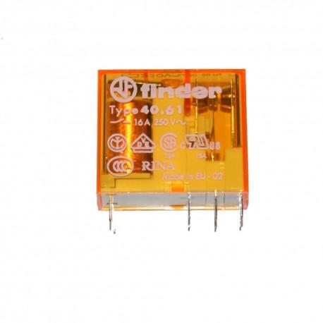 PRZEKAŹNIK FINDER F 40.61.8.230 16A 230V AC 1P / RM83