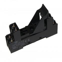 GNIAZDO PODSTAWKA PRZEKAŹNIKA GZ80 - 14FF DIN 250V/10A 16mm