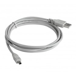 KABEL USB AM/BM MINI USB TYP HP