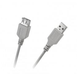KABEL WTYK USB typ A - GNIAZDO USB A - PRZEDŁUŻACZ 1,8m