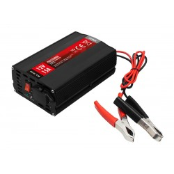 Ładowarka do akumulatorów żelowych 12V 15A SAMOCHODOWYCH oraz SLA, AGM PROSTOWNIK