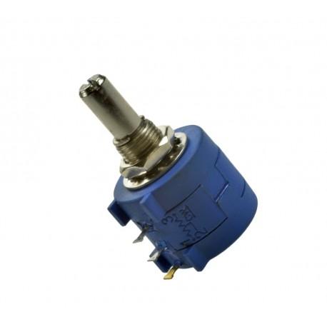 POTENCJOMETR 10-obrotowy. DM 500 ohm WXD3590