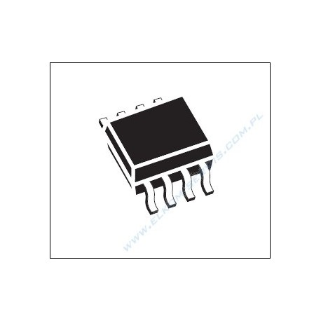 EEPROM 24C04 - SMD so-8 Atmel