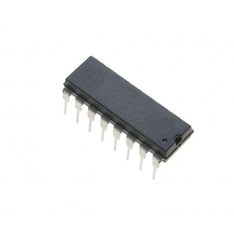 MAX232 - ICL232 RS232-TTL INTERFEJS - KONWERTER DIP16 TI