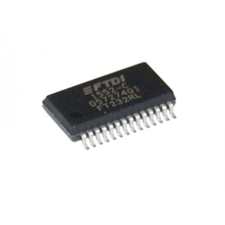 FT232 RL FTDI KONWERTER USB-RS232 SSOP28 smd FT232RL