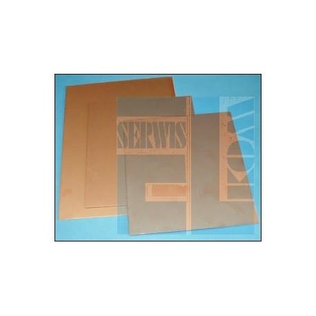 LAMINAT 15,6 x 20,6 cm JEDNOSTRONNY FR4 1,5mm 35um