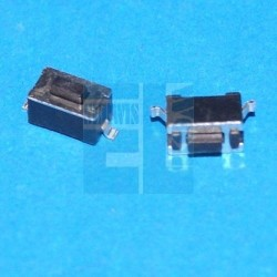 MIKROPRZYCISK SMD 3x6mm 0,8mm 2-P H-4,3mm