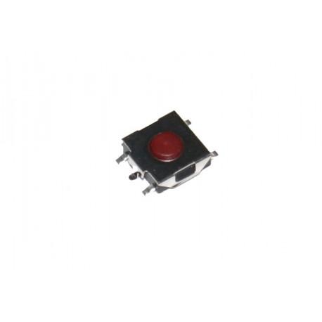 MIKROPRZYCISK SMD 6x6x2,5 0,5mm CZERWONY 02444