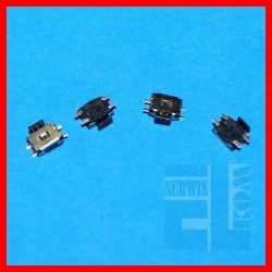 MIKROPRZYCISK TACT SWITCH SMD KĄTOWY 4,5/1x4,7 1,7mm 50mA 12VDC 160gf POWER TABLET MP4