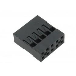 GNIAZDO BLD-10 2x5 PROSTE 2,54mm - OBUDOWA do PINY BL-T