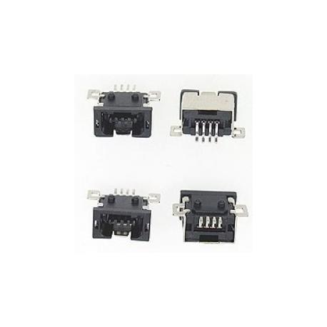 USB GNIAZDO TYP MINI