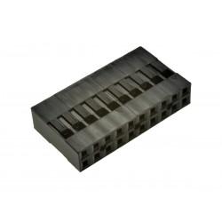 GNIAZDO BLD-20 2x10 PROSTE 2,54mm - OBUDOWA do PINY BL-T