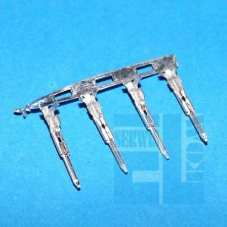 ZŁĄCZE PIN MĘSKI DO OBUDOWY WP 2,50mm /A3285