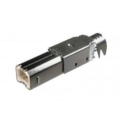 USB WTYK TYP B NA KABEL 0165
