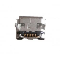 USB GNIAZDO TYP-2 B MICRO SMD 5-pin /6507