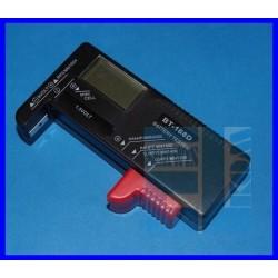 Tester baterii z wyświetlaczem LCD BT168 D DO PONAD 12 TYPÓW BATERII