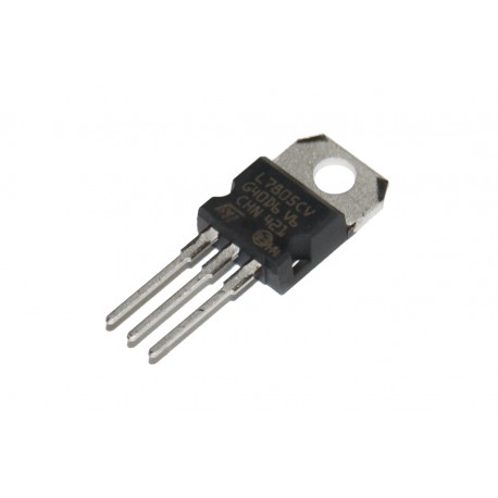 STABILIZATOR LM7805 CV +5V 1,5A 7805 5V