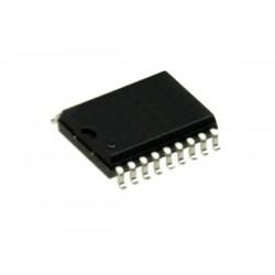ULN2803 - SMD SO18 W - szeroka